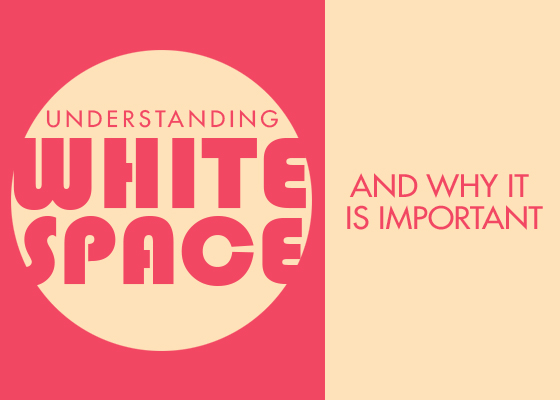 white space header