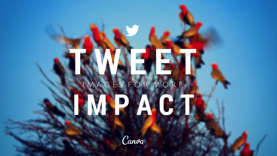 tweet images for more impact on Twitter
