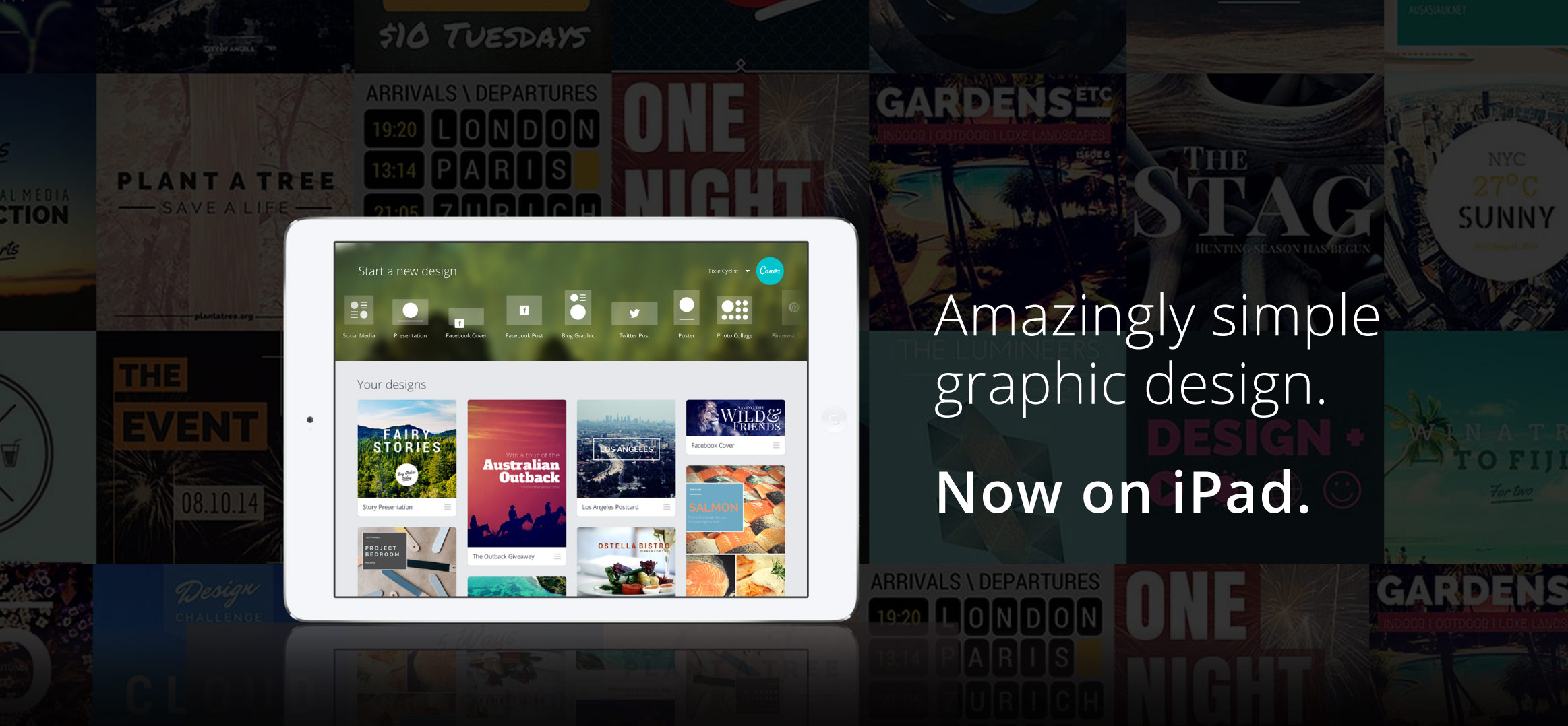 Canva Launches iPad App to Bring Design to Your Fingertips