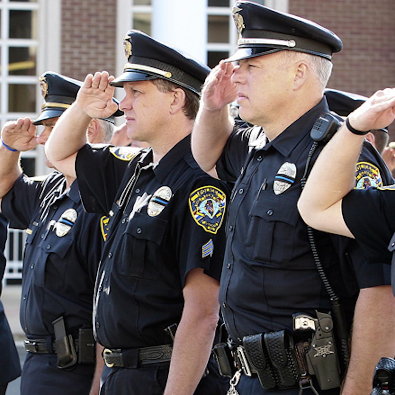 Officer Memorial