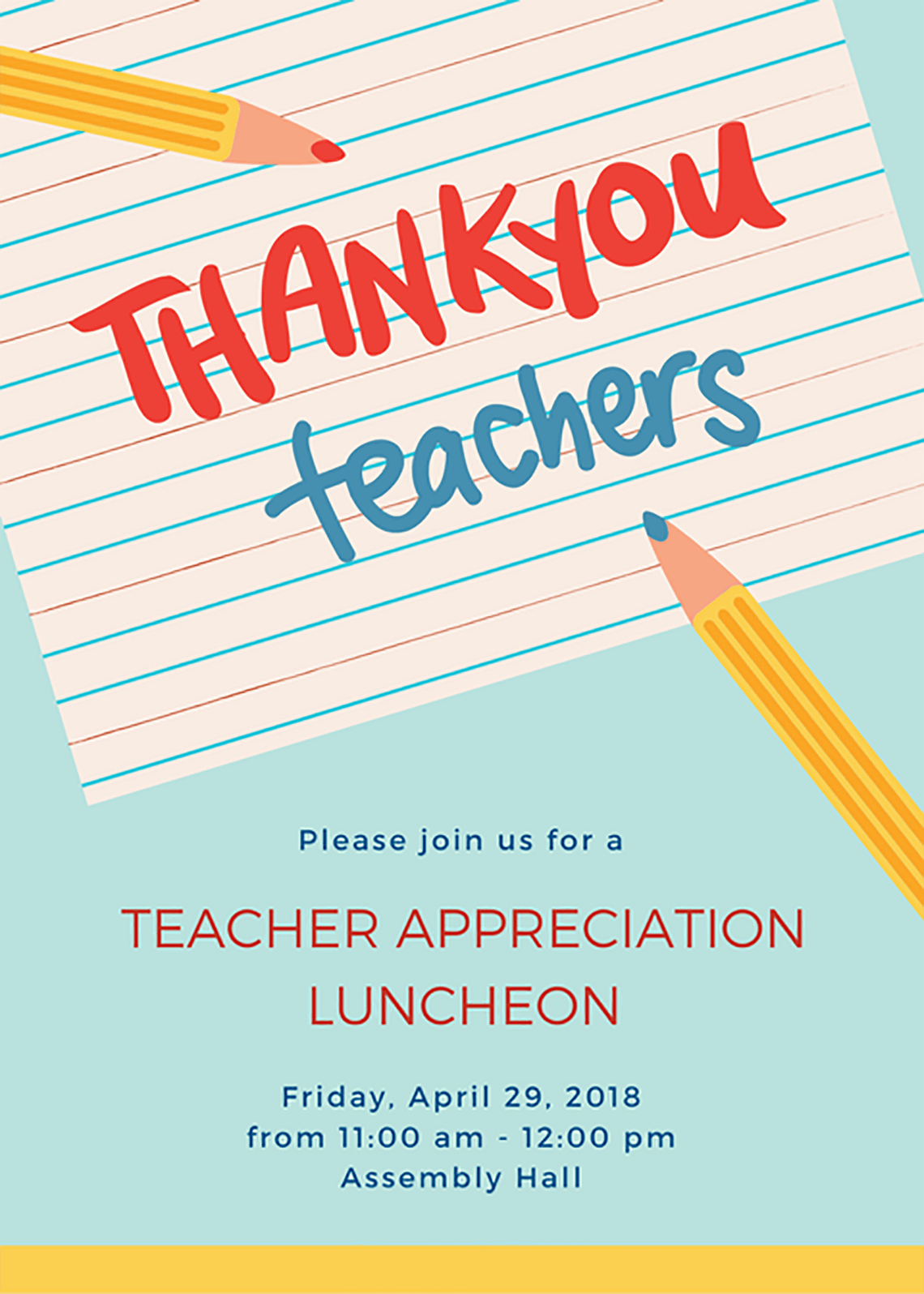 30  beautiful teacher appreciation ideas