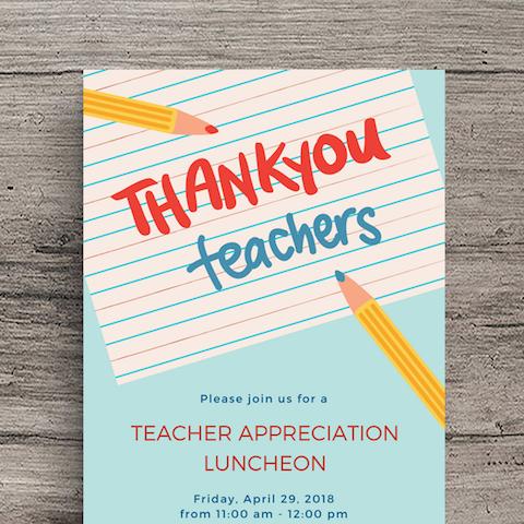 40 Teacher Appreciation Ideas Canva