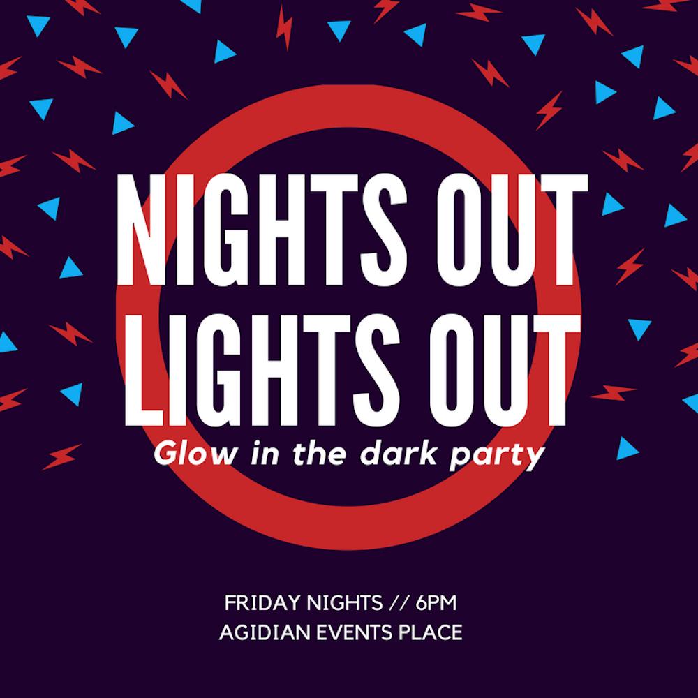 40 Glow In The Dark Party Ideas