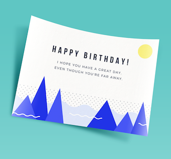 40 Long Distance Birthday Ideas Canva