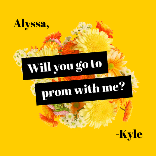 yellow-bouquet-prom-invitation