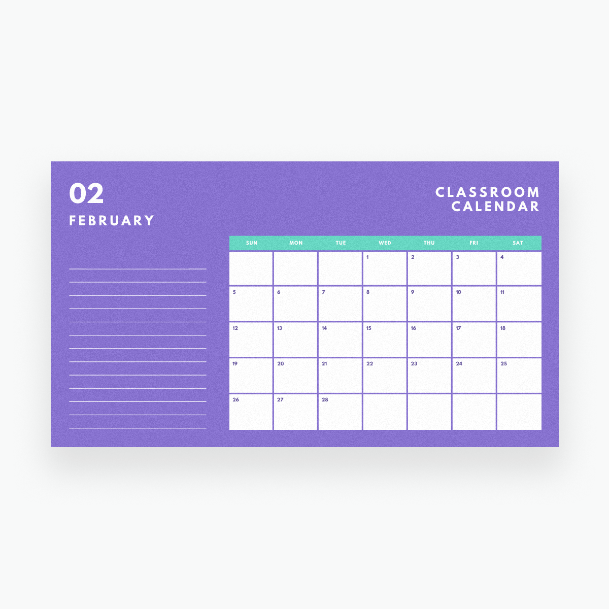 Free online calendar maker design a custom calendar canva for Make your own planner online