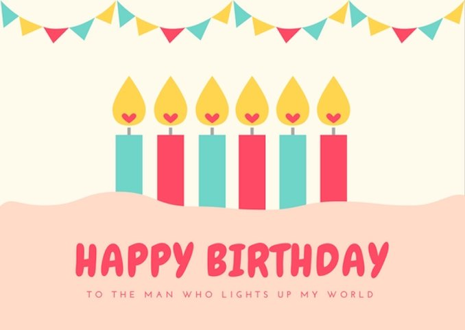 Free Online Card Maker Now With Stunning Designs by Canva – Happy Birthday Cards Templates