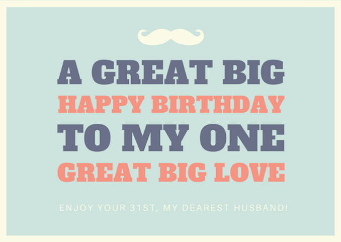 Free Online Card Maker Now With Stunning Designs by Canva – Text for Birthday Card