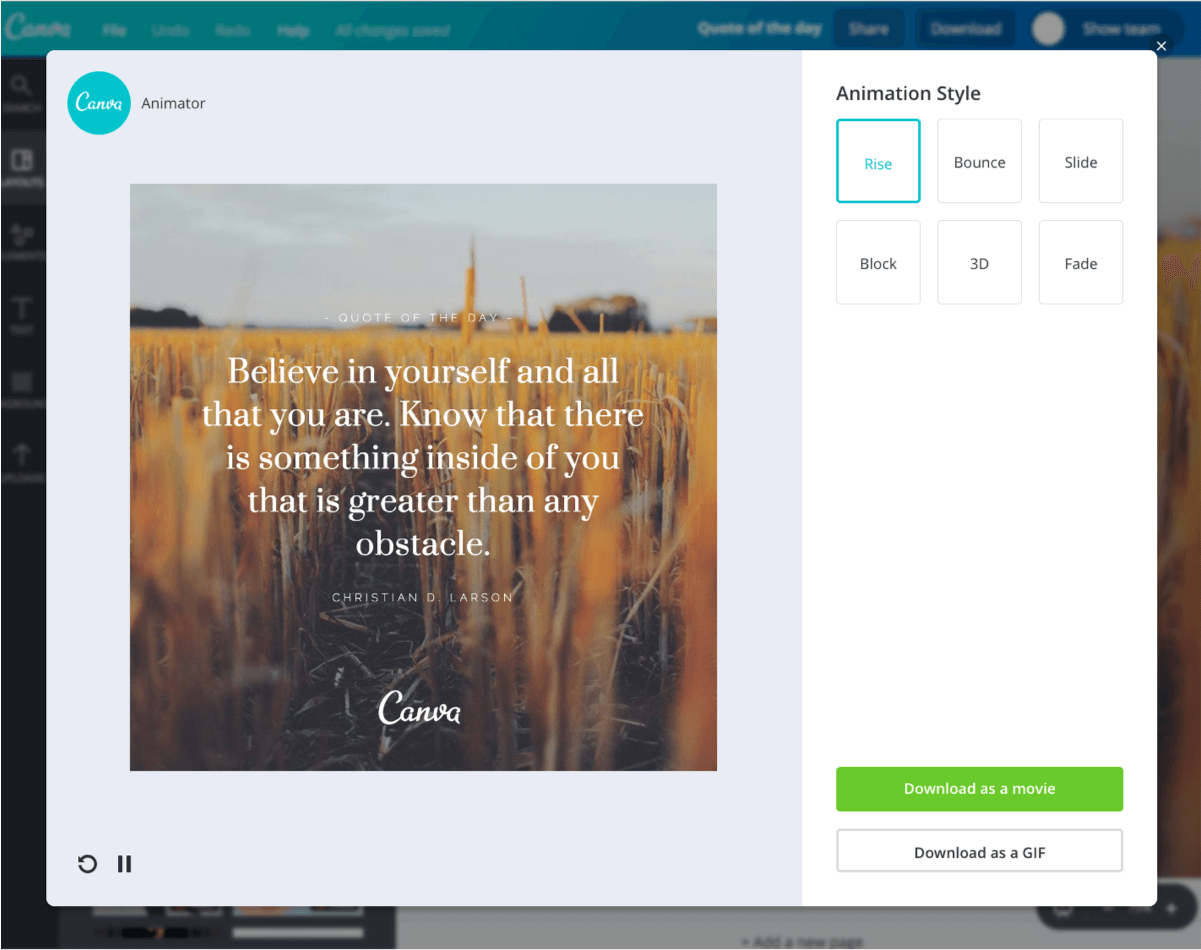 canva_animator