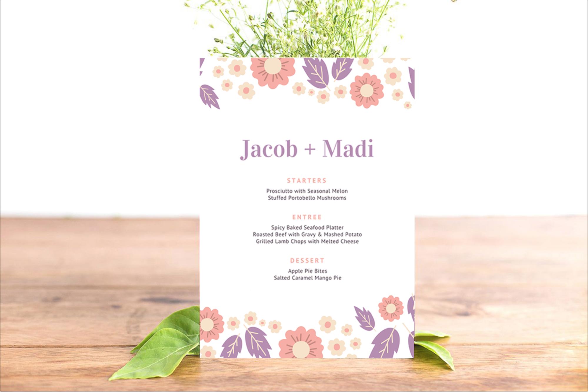 70+ Spring Wedding Ideas - Canva