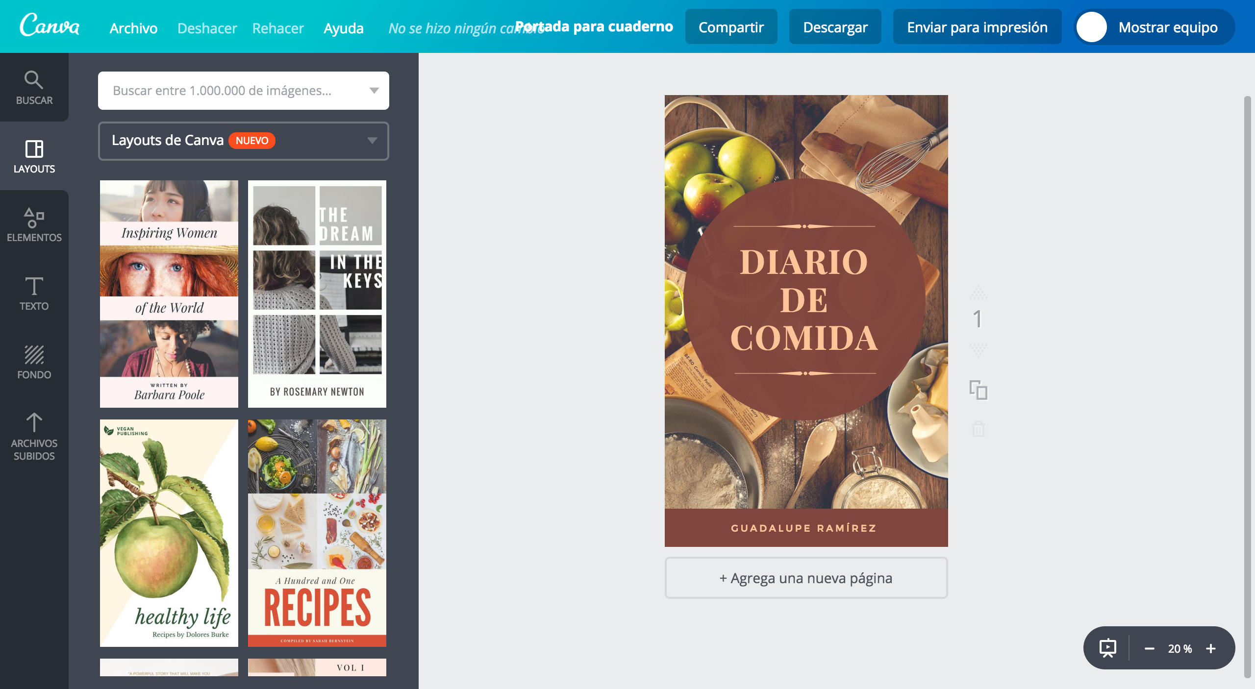 Dibujos Para Portadas De Cuaderno: Diseña Portadas Para Cuadernos Gratis En Minutos
