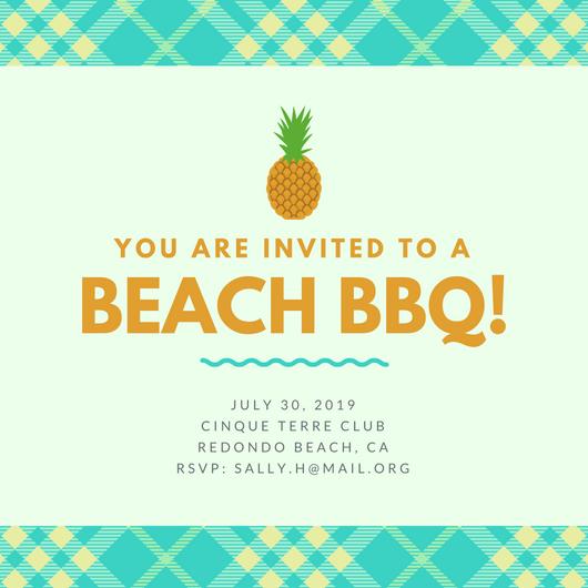 40  beach party ideas