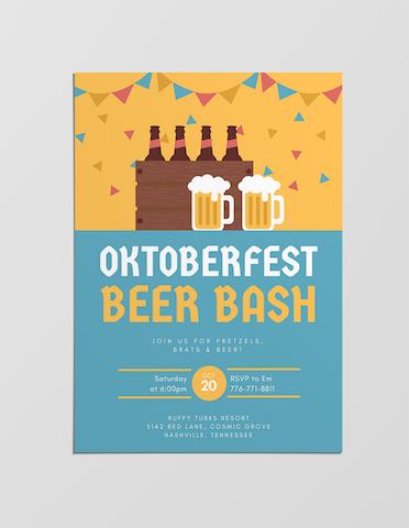 30 Oktoberfest Party Ideas