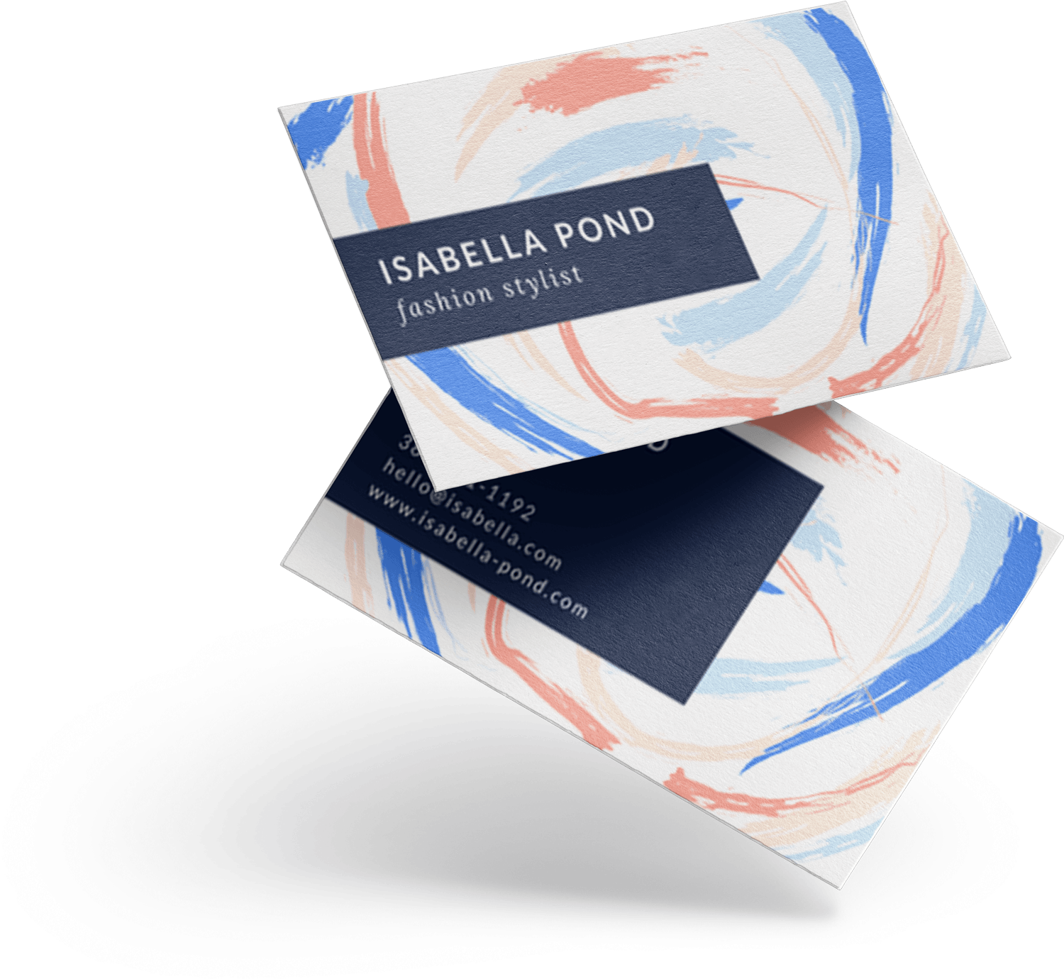 Design and Print Business Cards on Canva