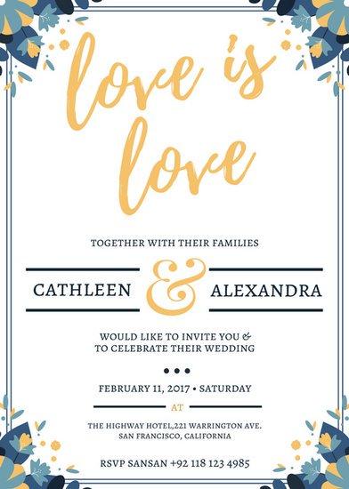 modelos de convite para casamento para editar