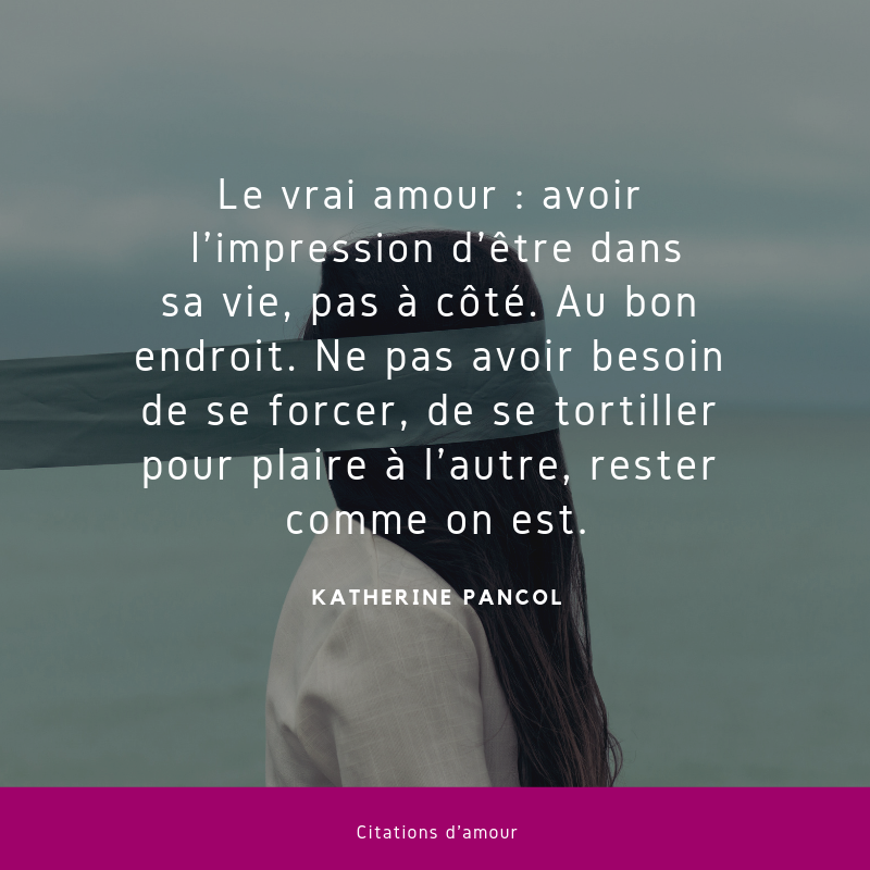 Citations D Amour Uniques Et Originales En Images Canva
