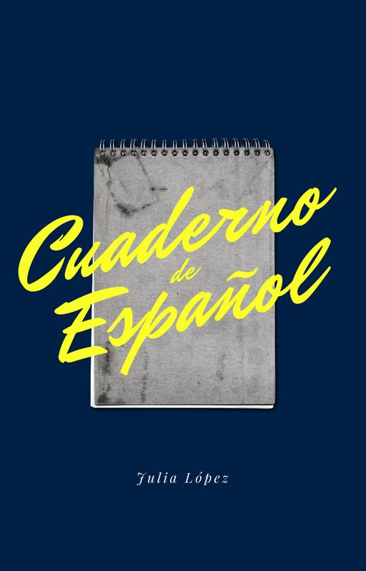 Diseña portadas para cuaderno de español gratis - Canva