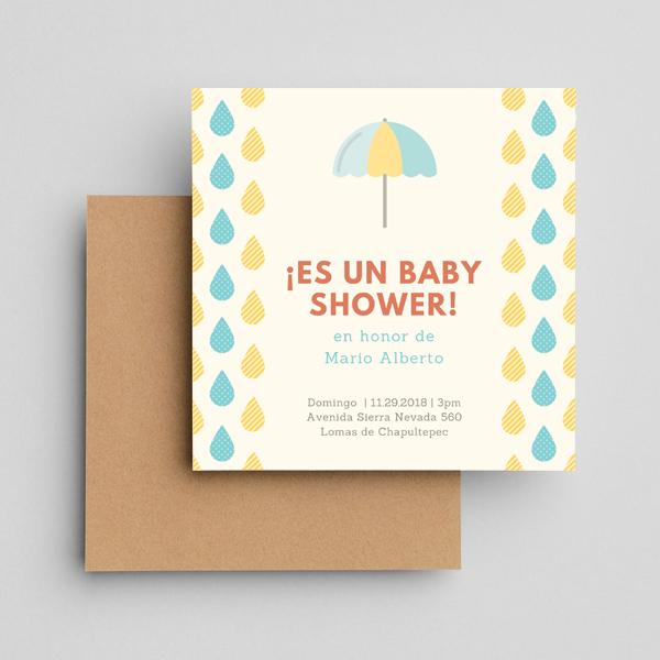 Ideas Para Baby Shower Por Canva