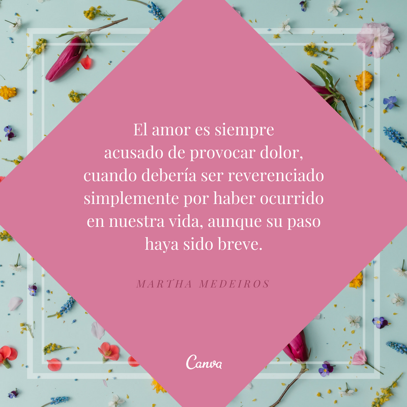 Lindas Frases De Amor Largas Para Cualquier Ocasión Canva