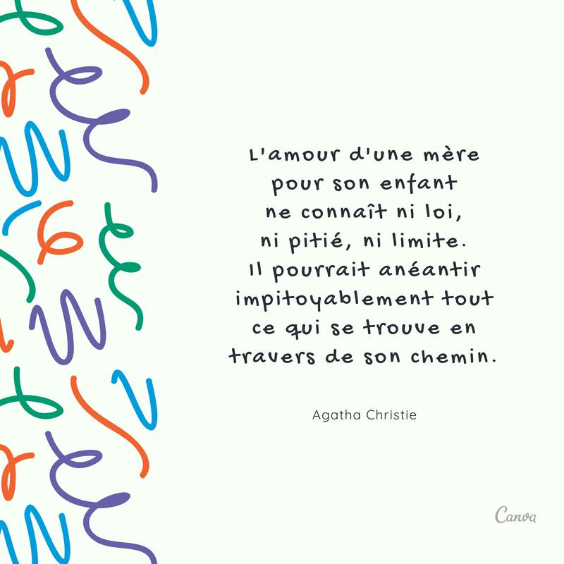 Citation Maman Fille Amour