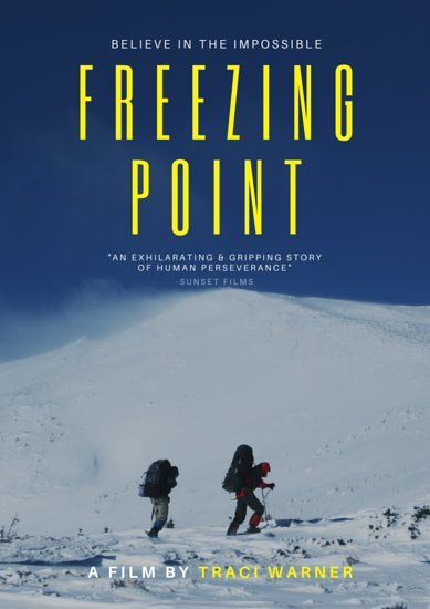 Постер к фильму об альпинистах