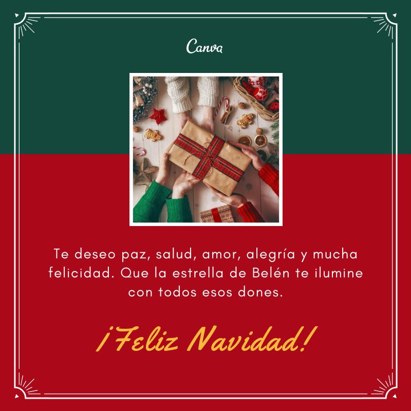 Presentaciones Feliz Navidad.Frases Mensajes E Imagenes De Navidad Para Enviar A Todos
