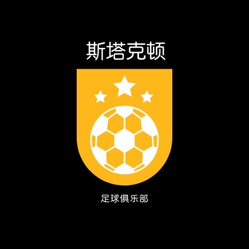 Logo制作足球