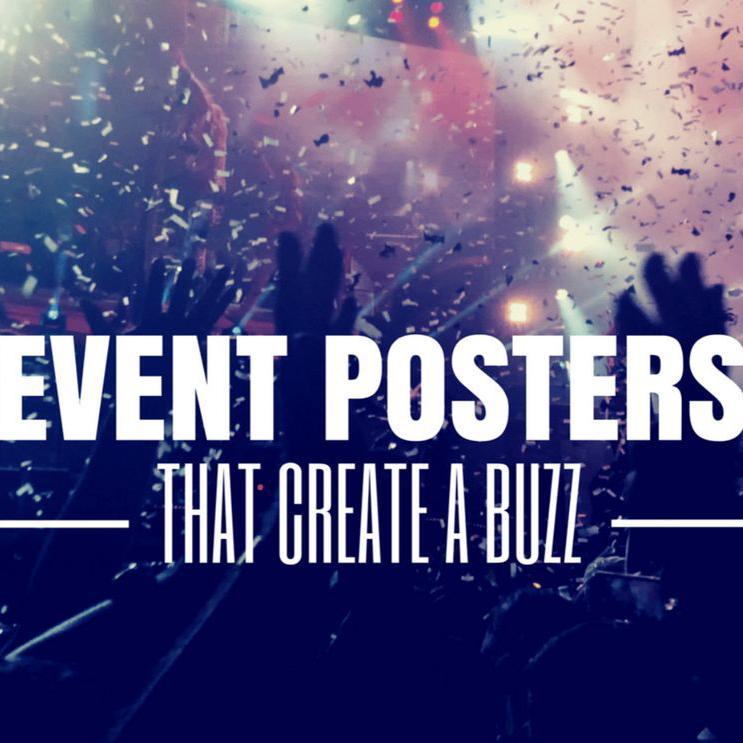 15个方法设计超赞海报,为你的下一场活动造势