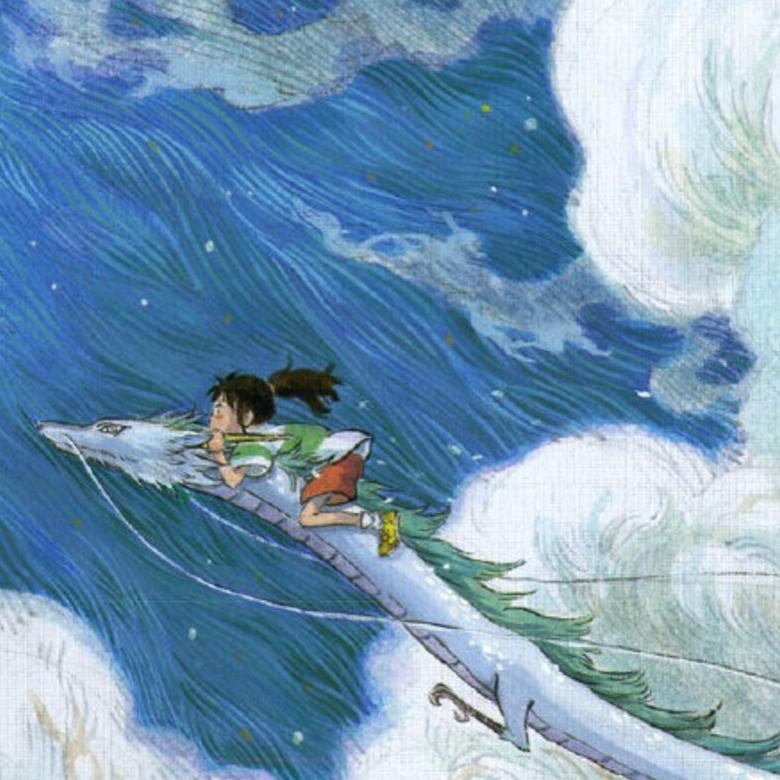 海报欣赏——灵气画风里的影视世界