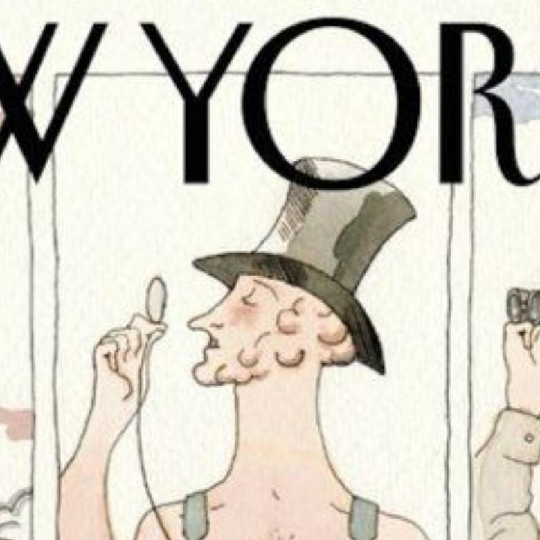 想学插画?我劝你多看《纽约客》的封面