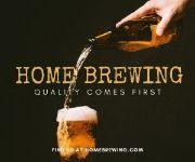 Шаблон рекламного баннера крафтового пива