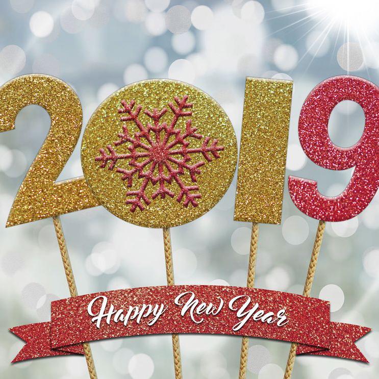 元旦新年送祝福,最寒冷的冬天用Canva设计最温暖的贺卡!