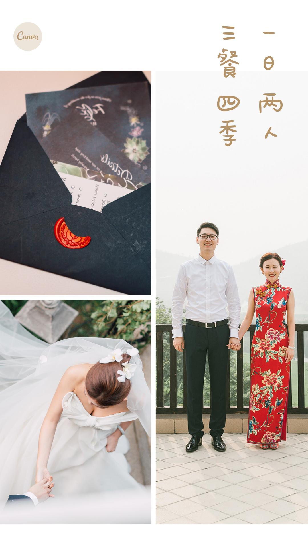 婚礼视频相框