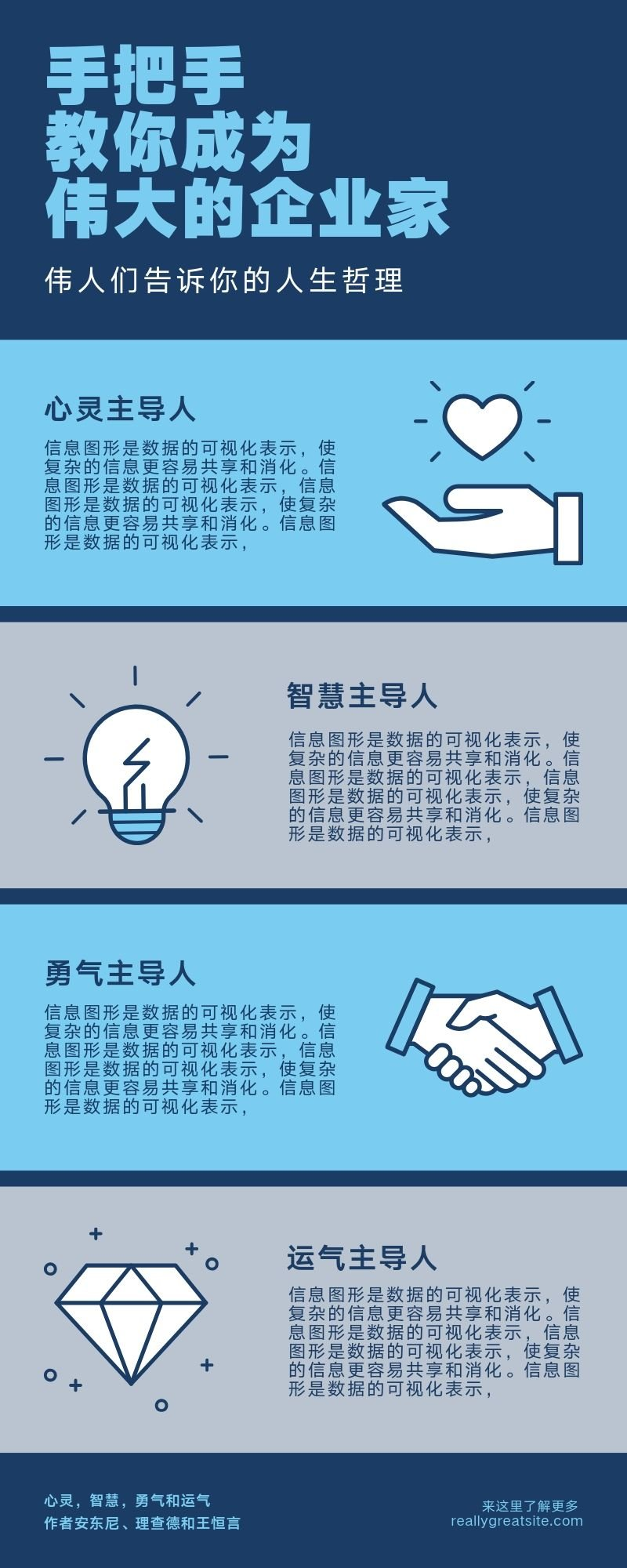 流程信息图