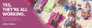 Purple Beach General LinkdIn Banner