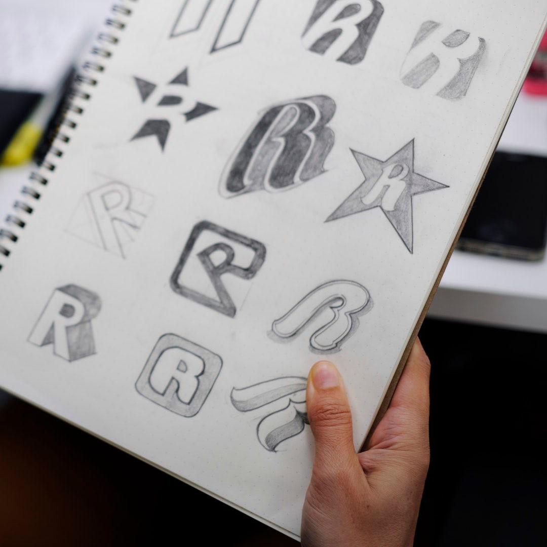 干货!4个大招快速提升 Logo 设计水准