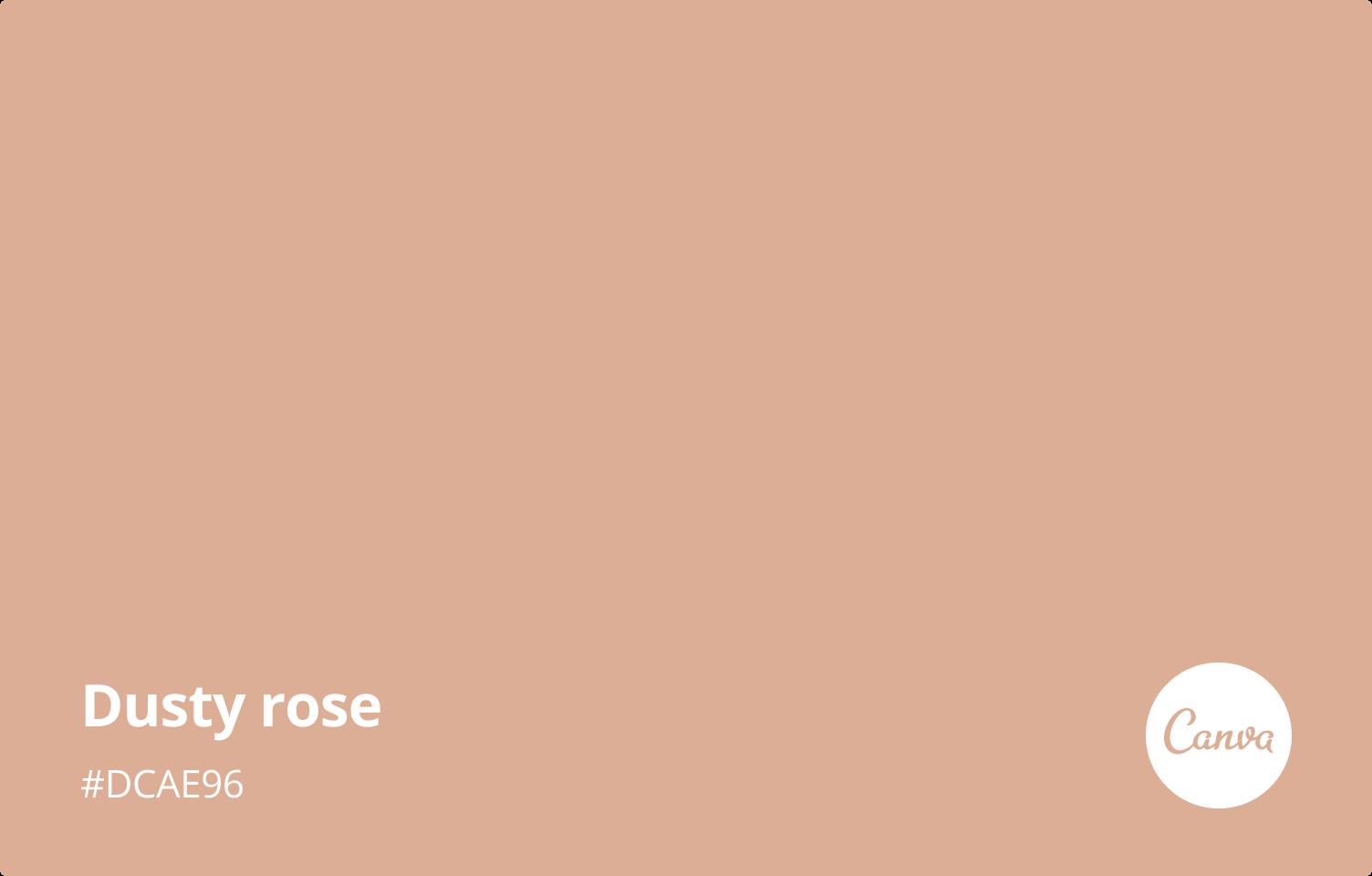 dusty-rose