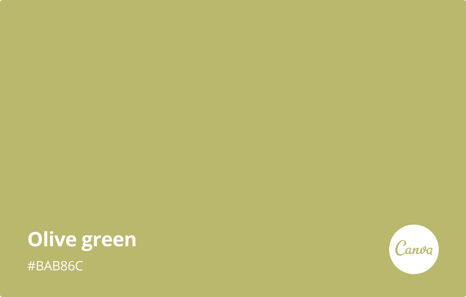 Olive Green Meaning Combinations And Hex Code Canva Colors